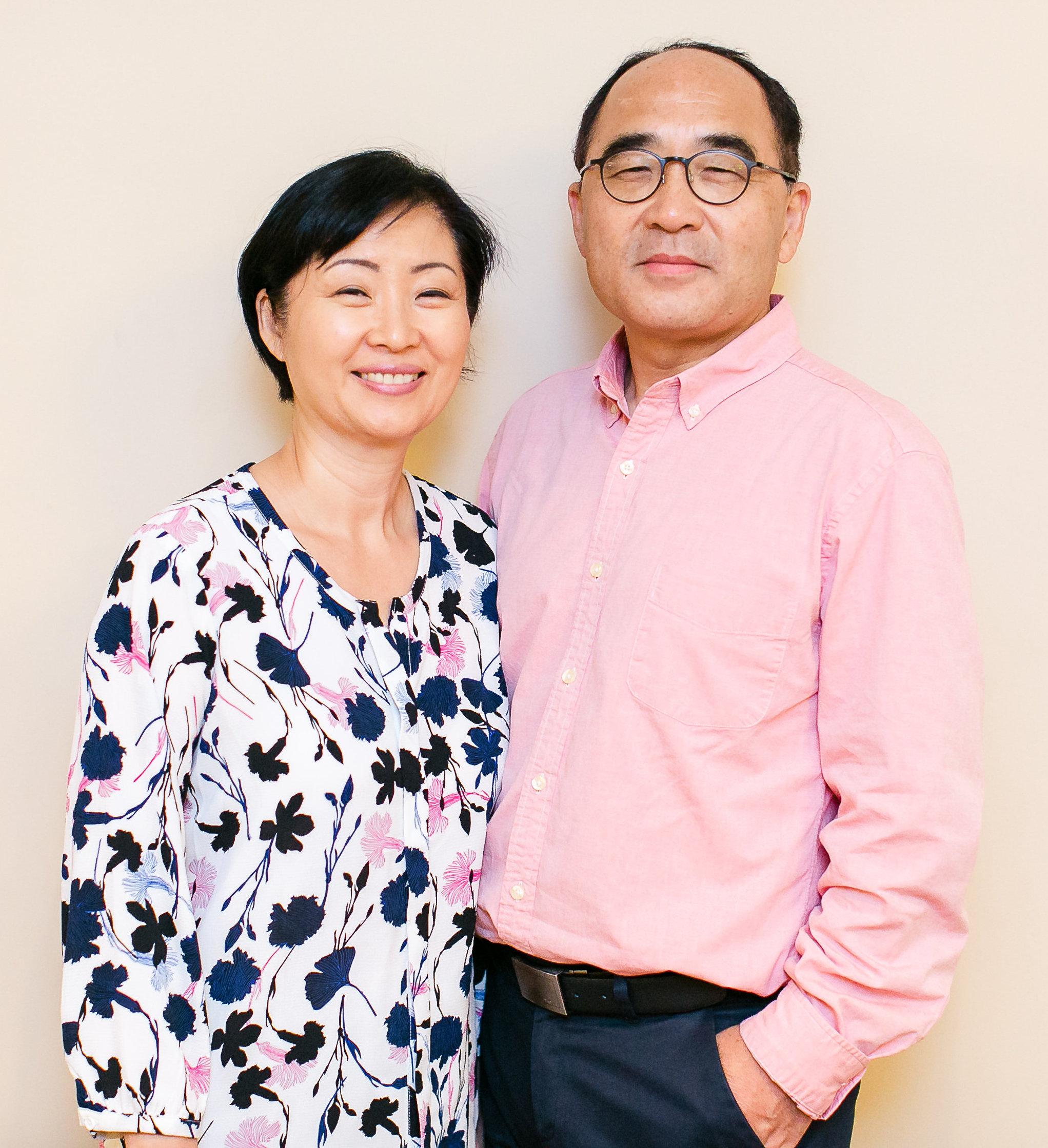 Kyu Kim | Lead Pastor, H.O.P.E Church