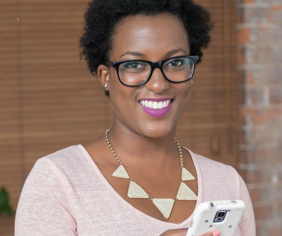 Andrea Jones. Photo courtesy of Andrea.