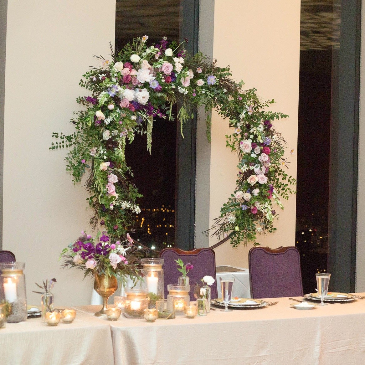 Photo: Redeemed Productions Floral Design by our sister company Juniper Designs