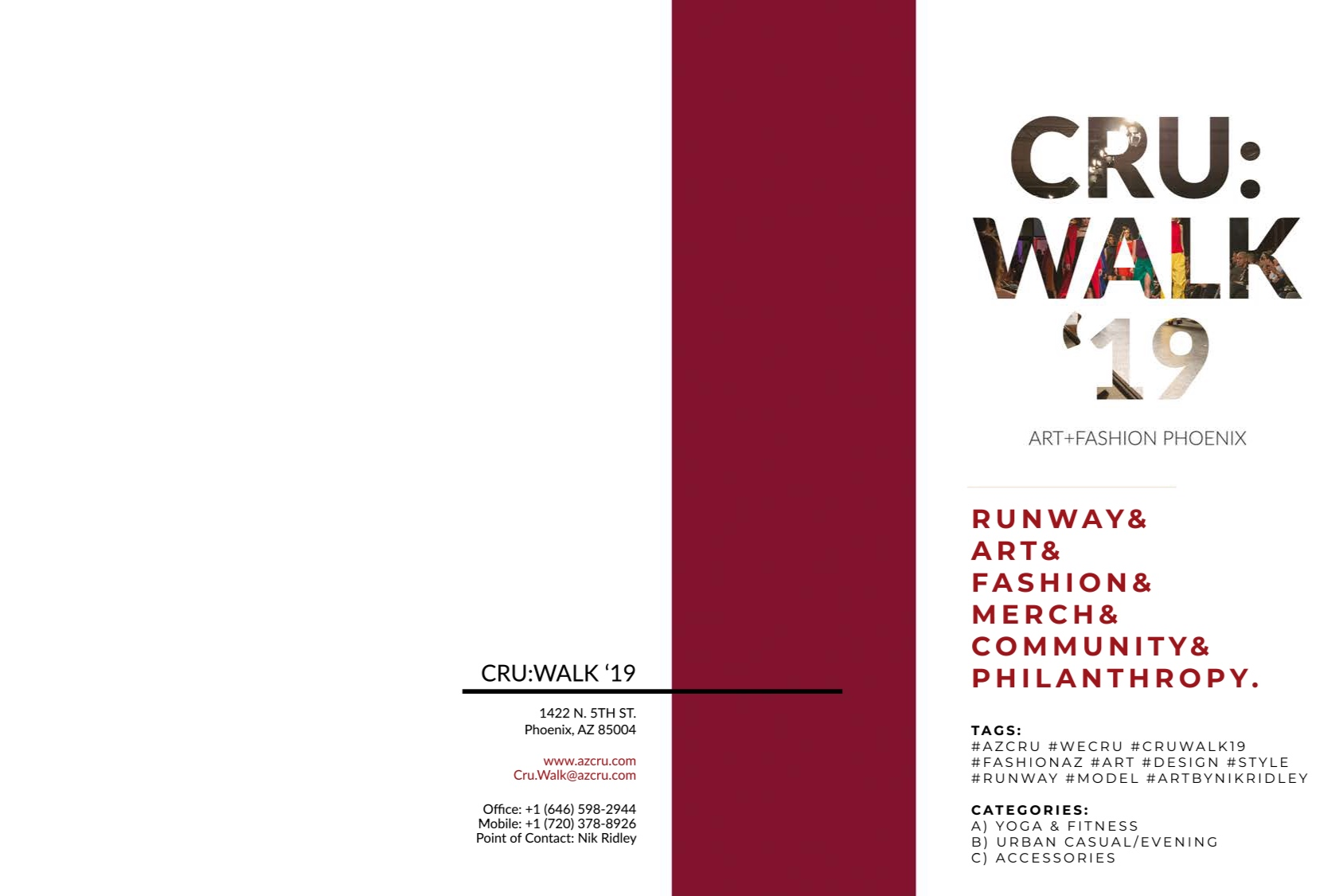 AZCRU Cover & Contact Info…