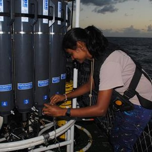 Shilpa Lal - Research Focus: Coupled Physical-Biological Processes.Biological Oceanography Division