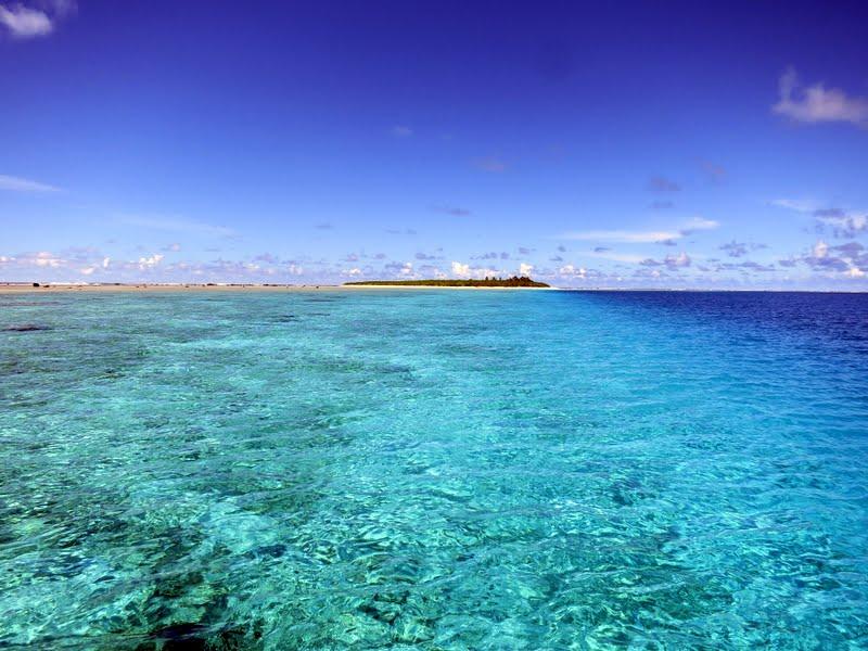Rose atoll. Credit: Jamison Gove