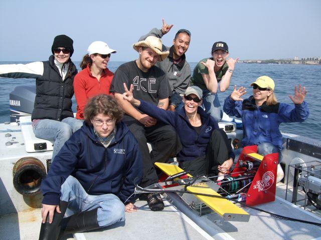PISCO Summer Course Monterey Bay