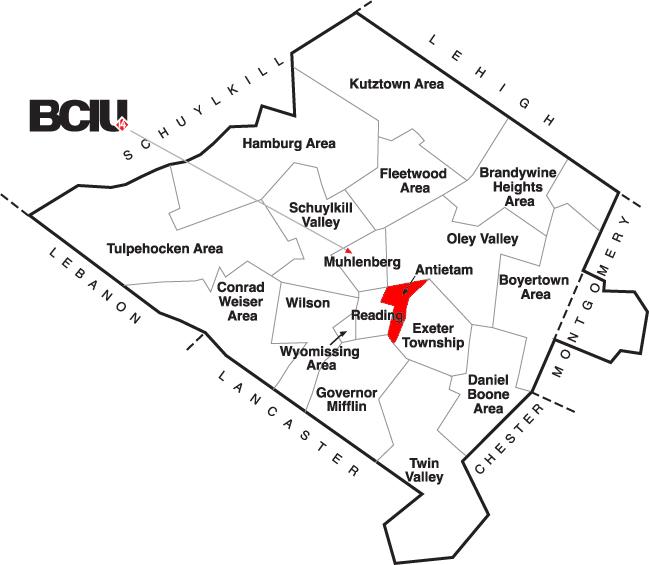 Berks County School District Map - Antietam.png