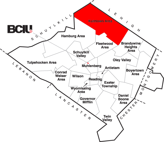 Berks County School District Map - Kutztown.png