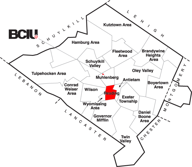 Berks County School District Map - Reading.png