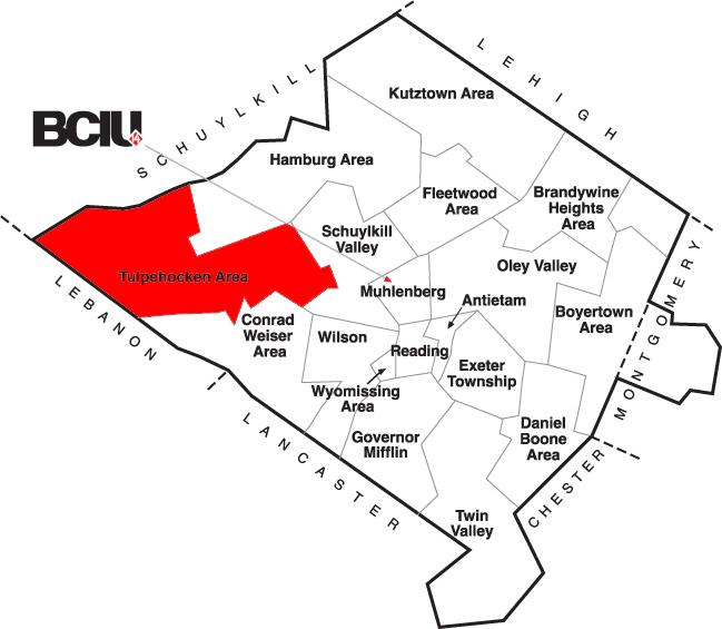 Berks County School District Map - Tulpehocken.png