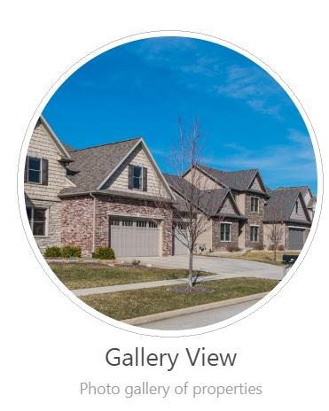 Photo gallery of properties