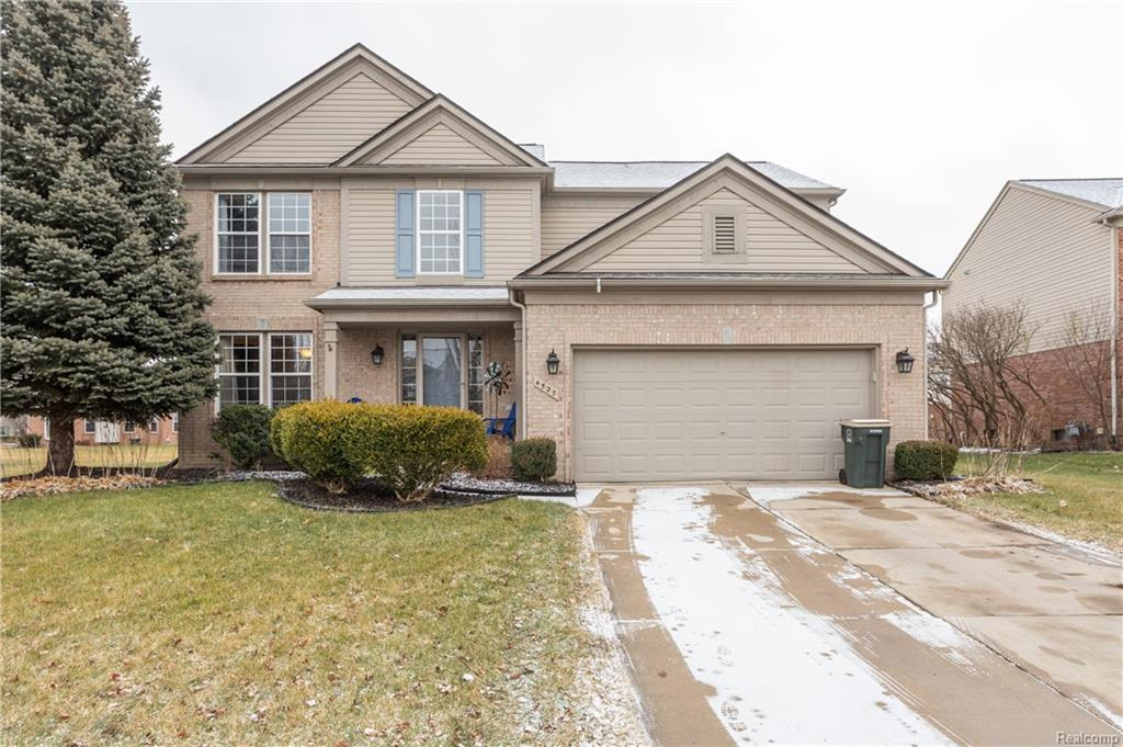 4527 Shoreview Dr Canton Twp - St James floor plan tucked away deep in popular…