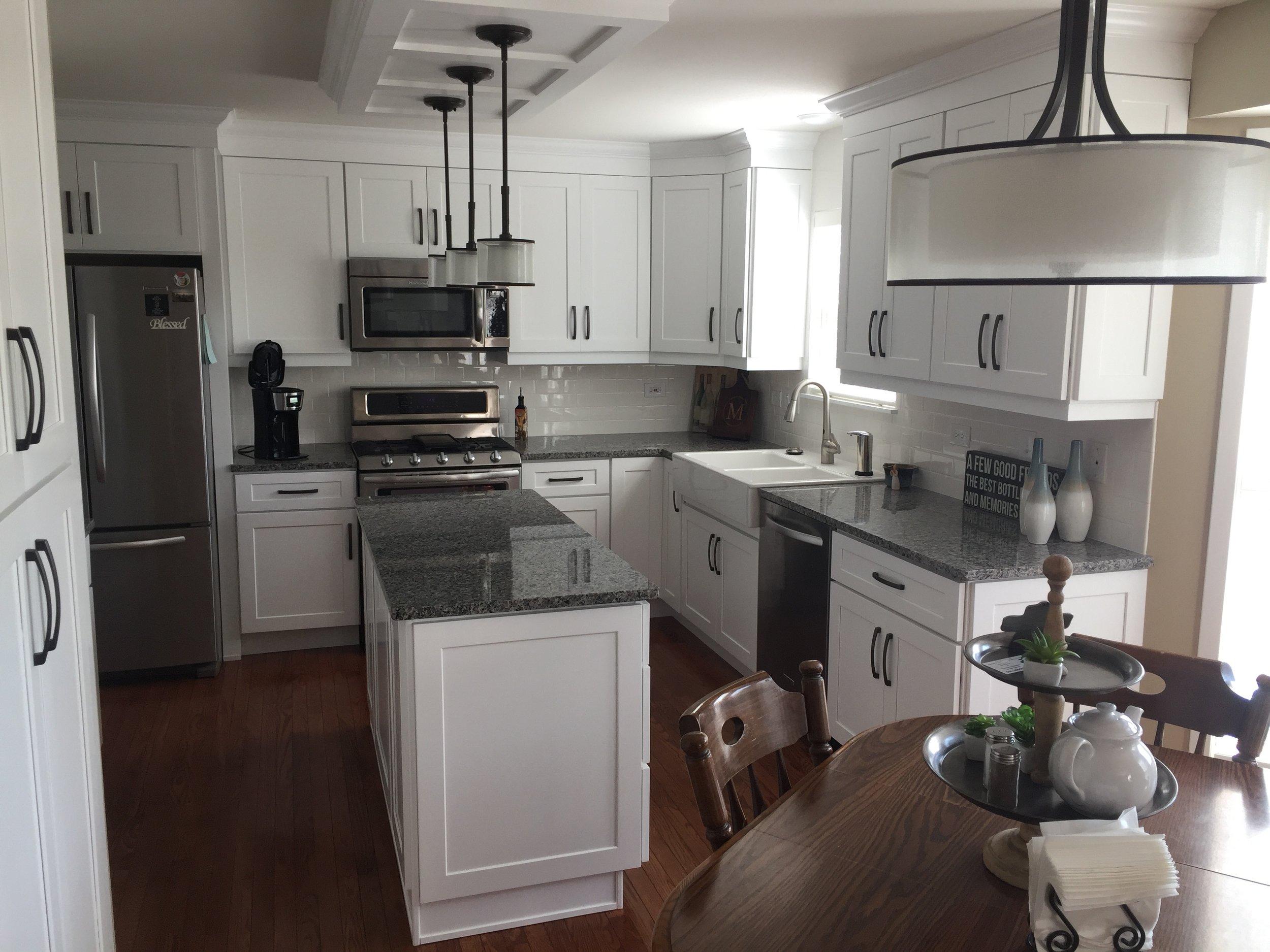 Completed Maranatha Kitchen