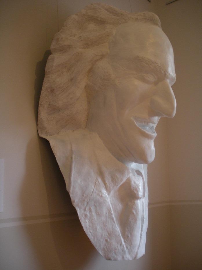 Portrait of Rod Fyffe