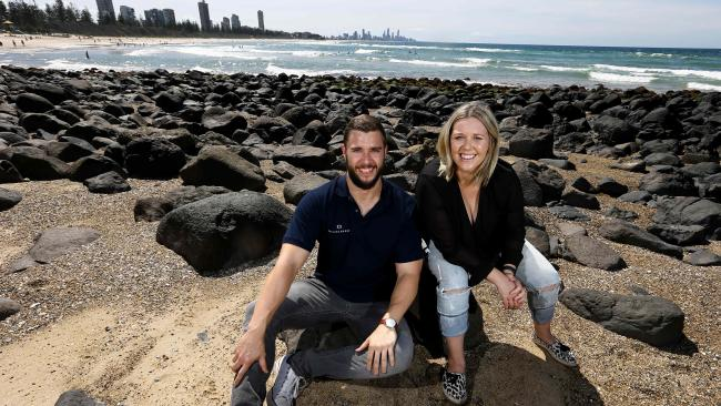 Founders of Travelshoot, Sarah Peace and Tim Jones