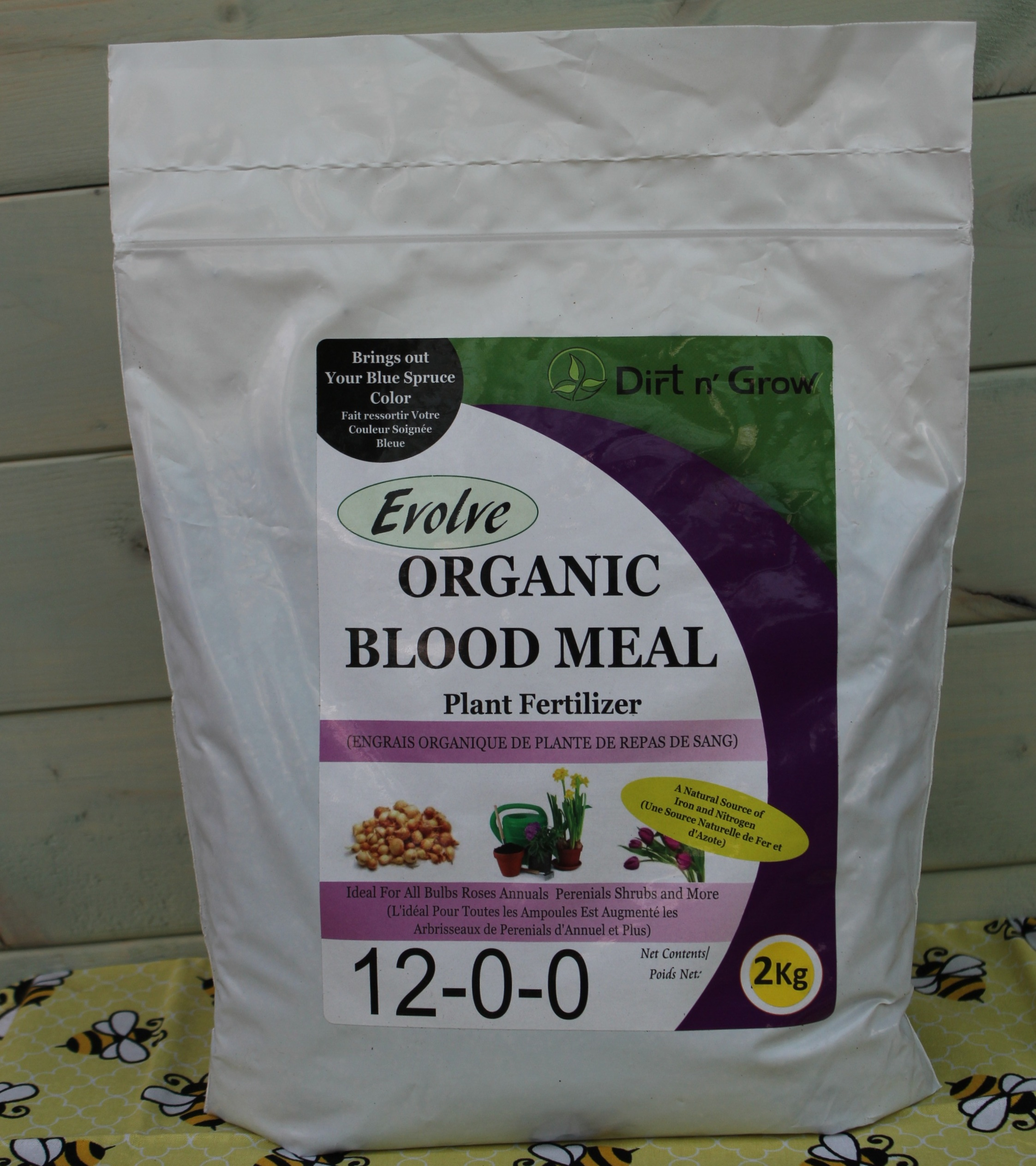 ORGANIC BLOOD MEAL