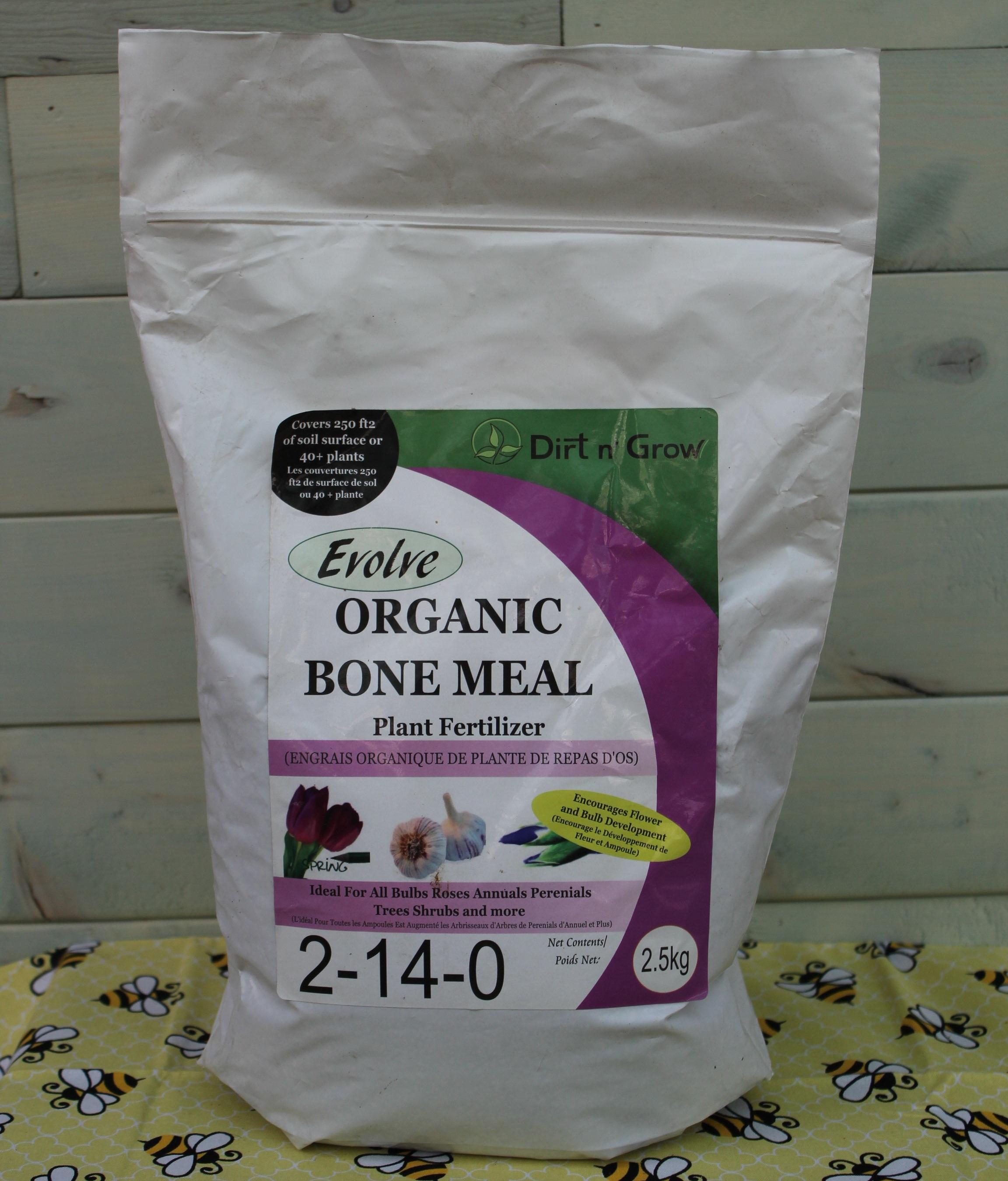 ORGANIC BONE MEAL