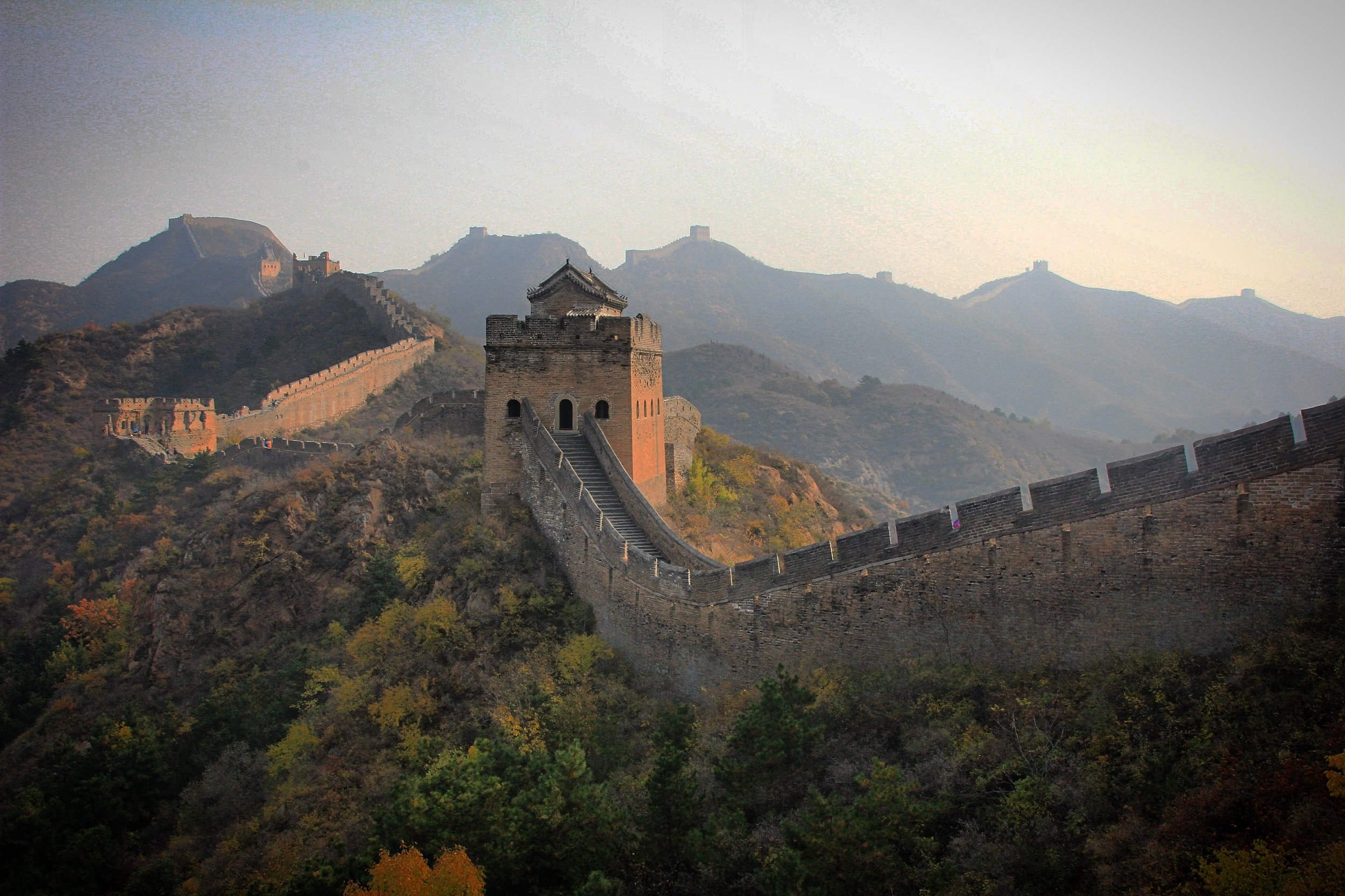 The Great Wall, Jinshanling, Beijing, China
