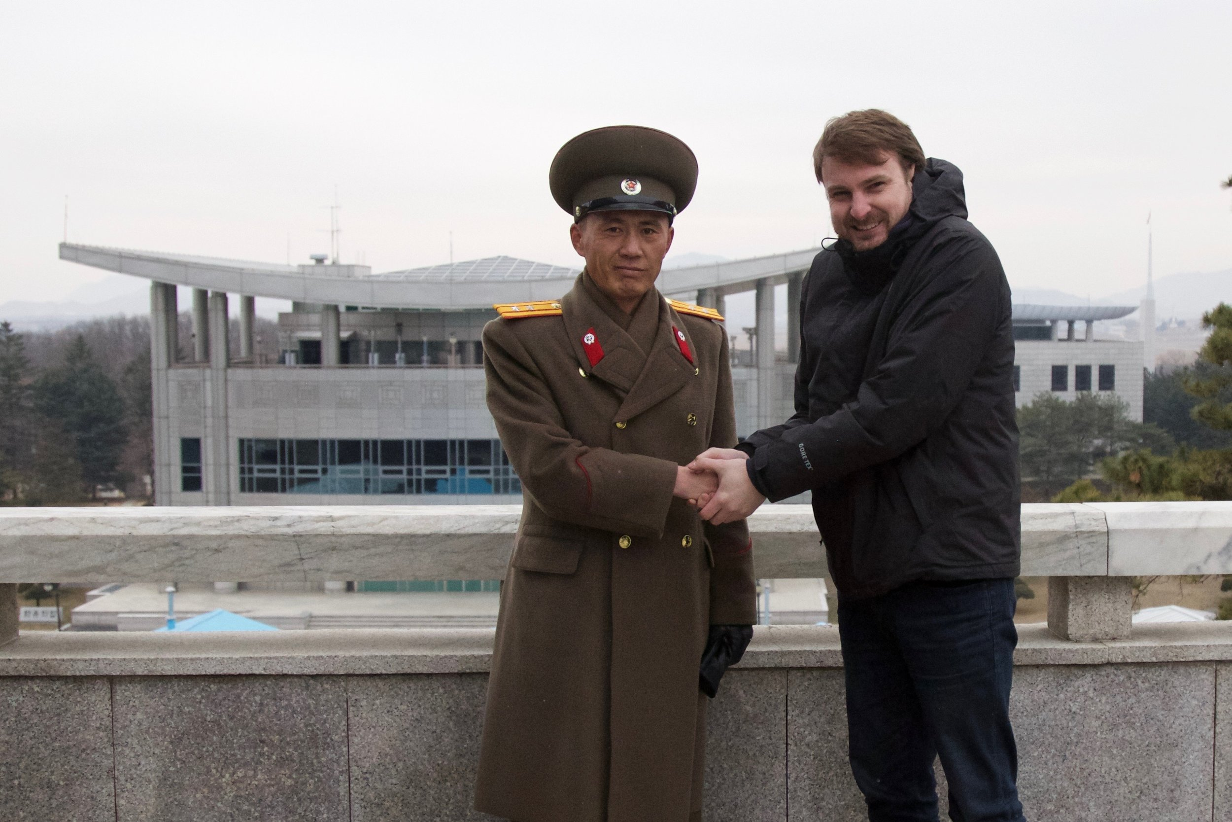 DMZ, North Korea