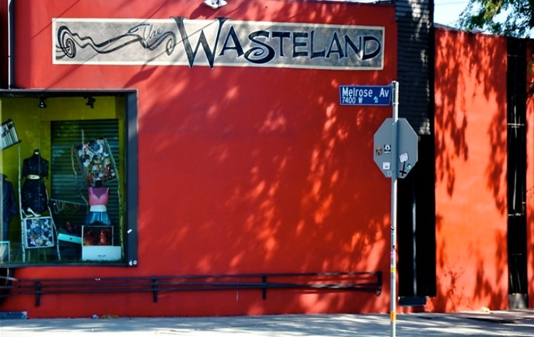 (via  Guest of a Guest )  Wasteland, LA. Wasteland is one of the best places to buy and sell designer items, and the LA location is arguably the most affordable shop on Melrose Ave.  www.shopwasteland.com    https://guestofaguest.com/los-angeles/guides/las-top-7-thrift-shops-for-making-clothing-scores