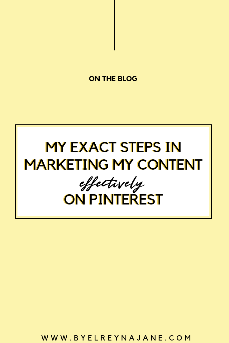 This is how you can perform content marketing on Pinterest for business effectively. // pinterest tips for business marketing | pinterest marketing | pinterest growth strategy | content marketing strategy | monetize your blog | how to increase website traffic | how to grow your email list | solopreneur tips | online business success | #pinterestmarketing #bloggingtips #contentmarketingtips