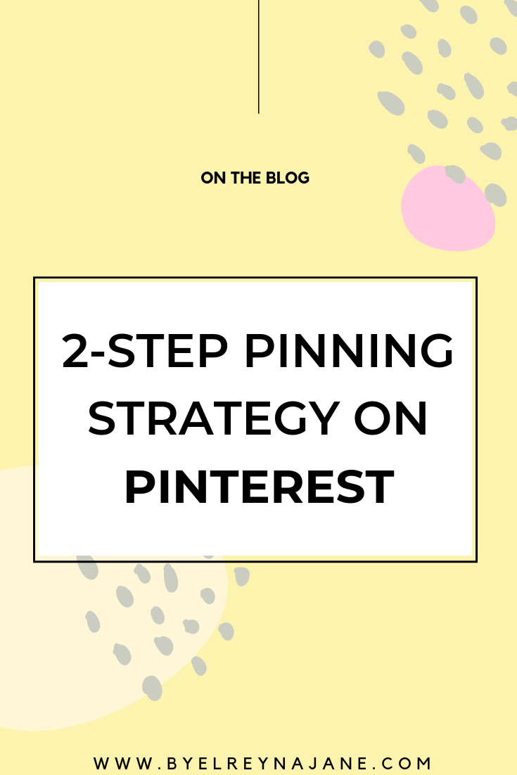 Learn the two steps on what exactly to pin on Pinterest! Plus, book a FREE Pinterest strategy session with me. || pinterest tips for business marketing | pinterest marketing | pinterest growth strategy | content marketing strategy | monetize your blog | how to increase website traffic | how to grow your email list | solopreneur tips | online business success | #pinterestmarketing #bloggingtips #contentmarketingtips