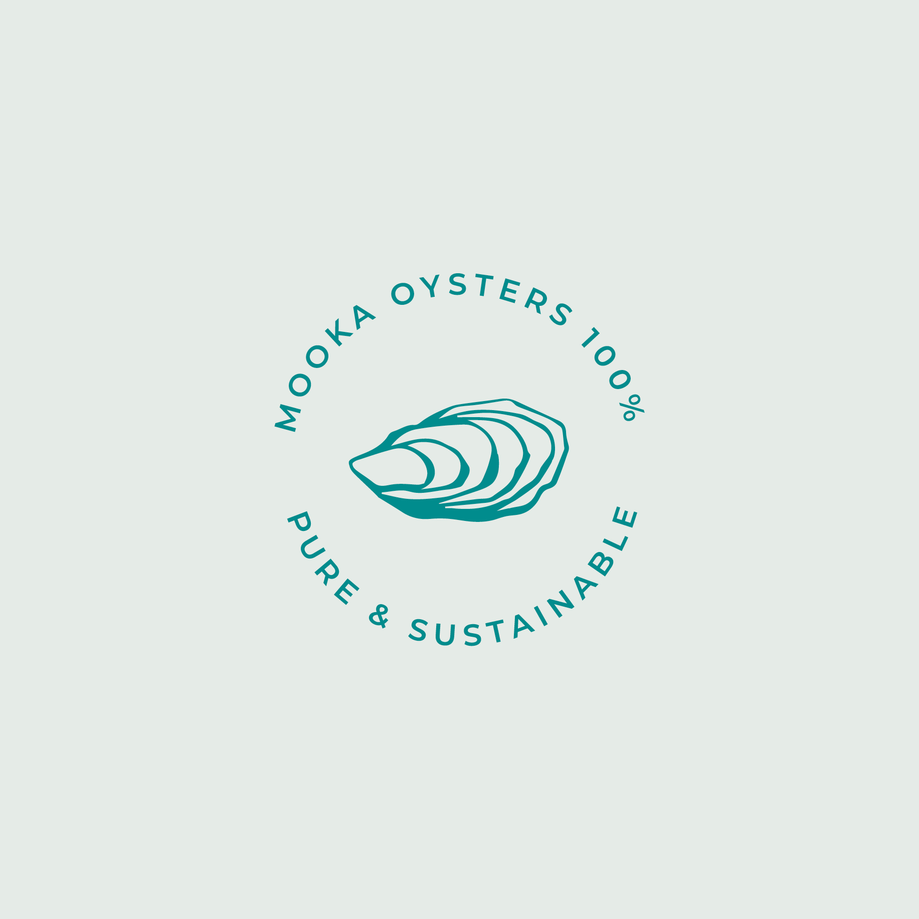 Mooka Oysters Brand Sub-Mark
