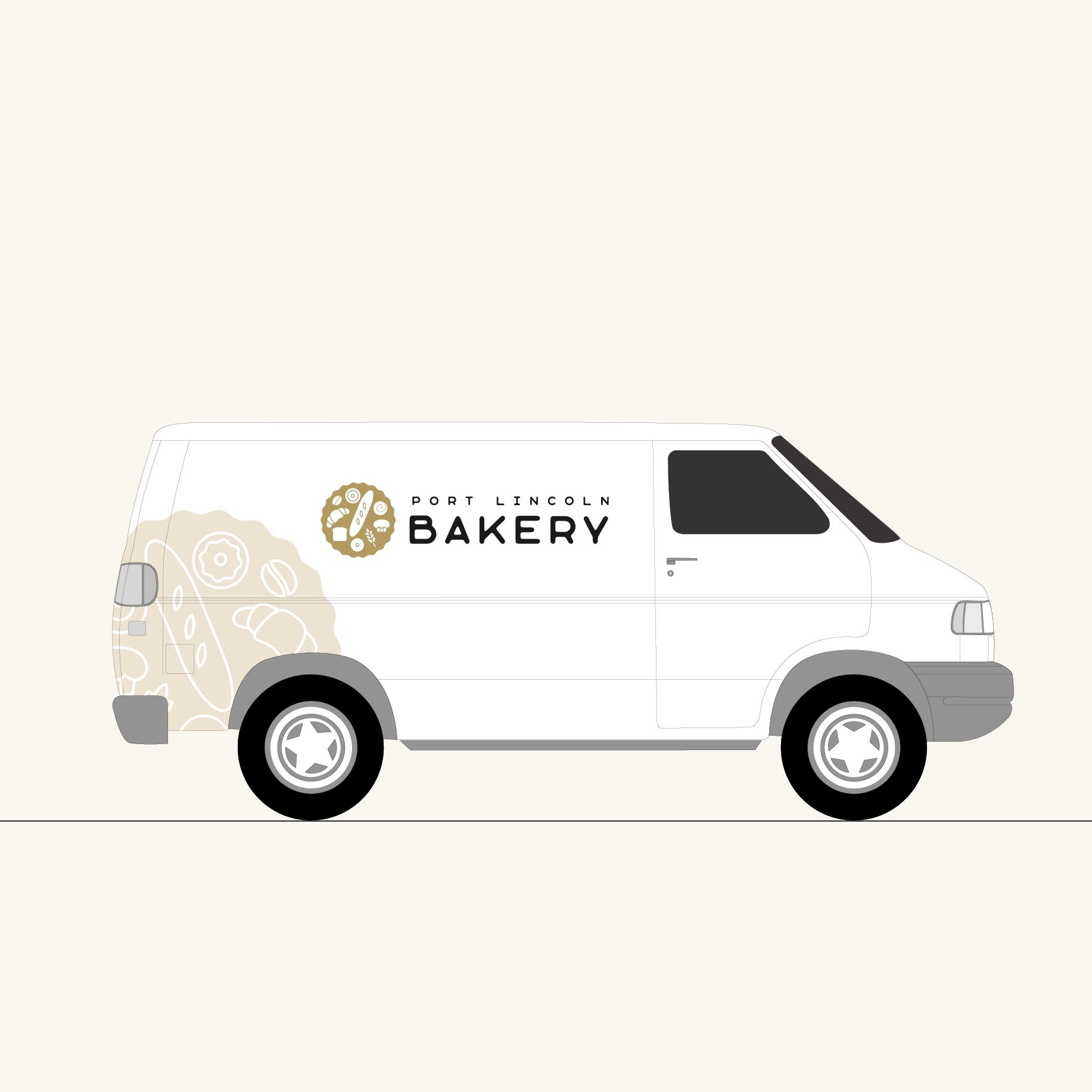 Port Lincoln Bakery Vehicle Design