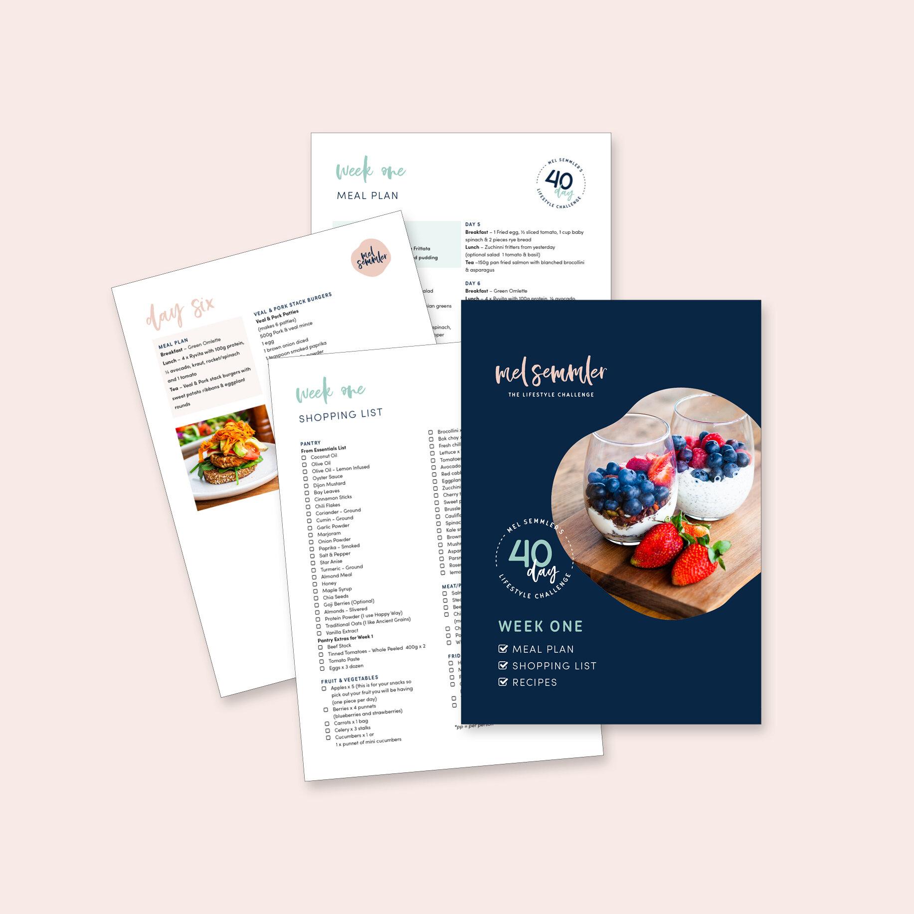 Mel Semmler eBook Design