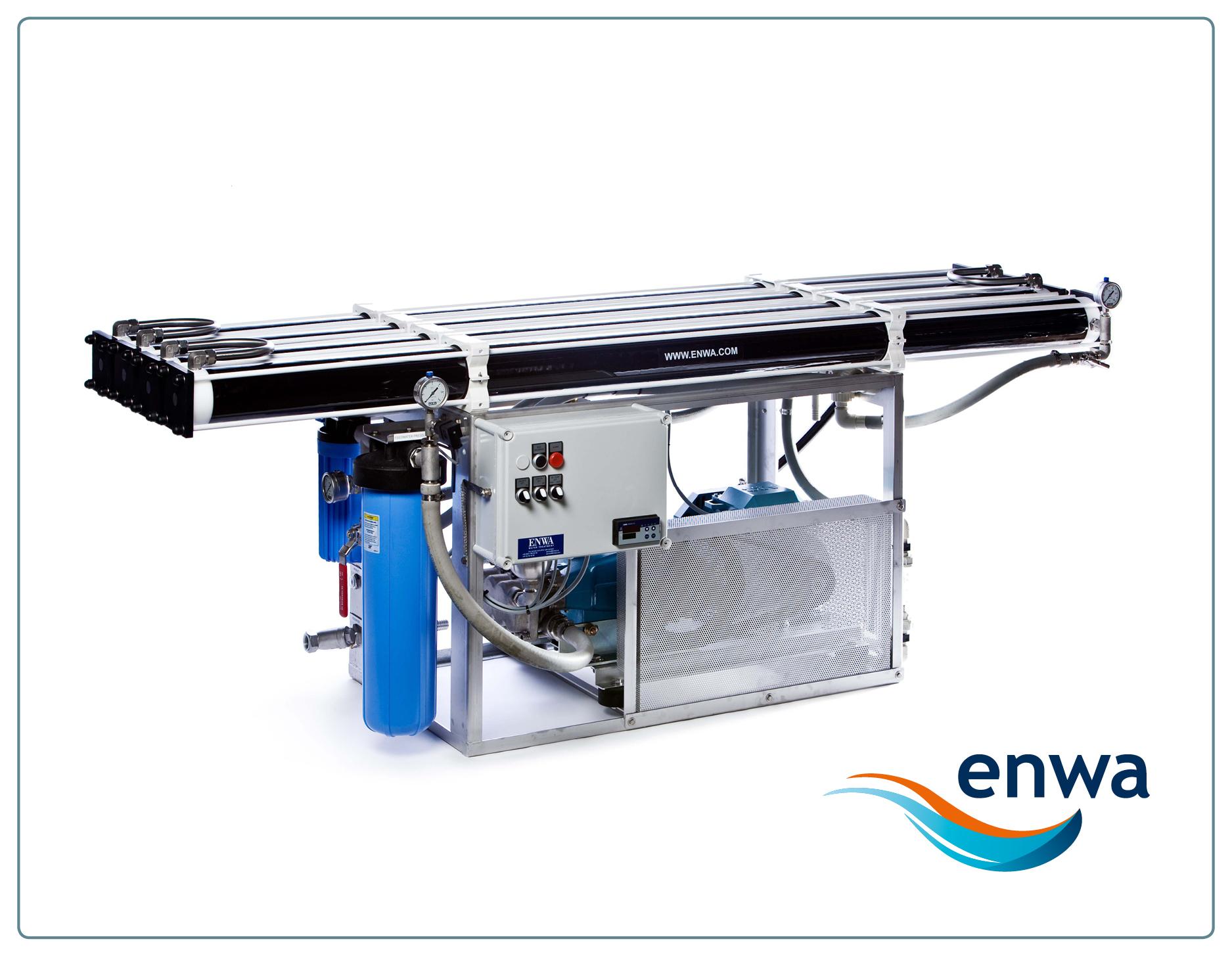 Enwa Watermaker RO anlæg omvendt osmose reverse osmosis