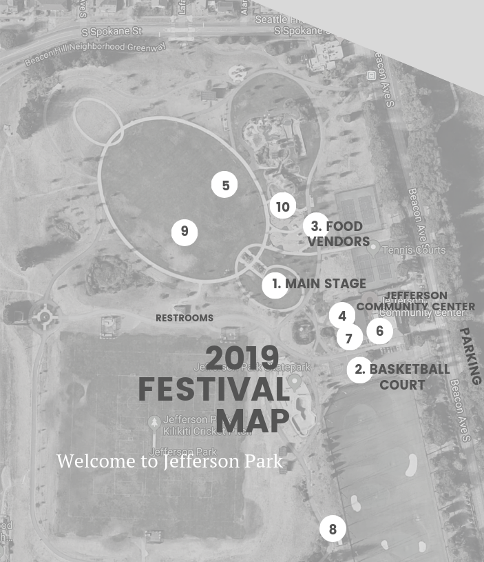2019  Beacon Hill Festival Map.png