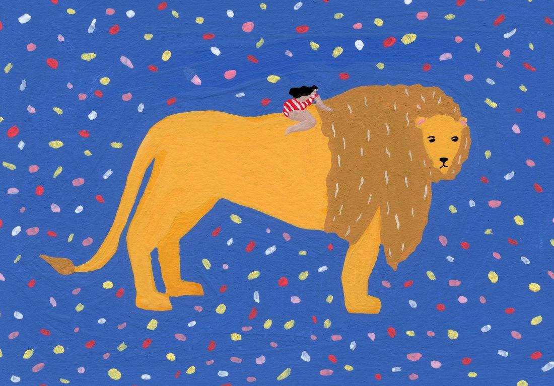 Leo, by Joanne Ho