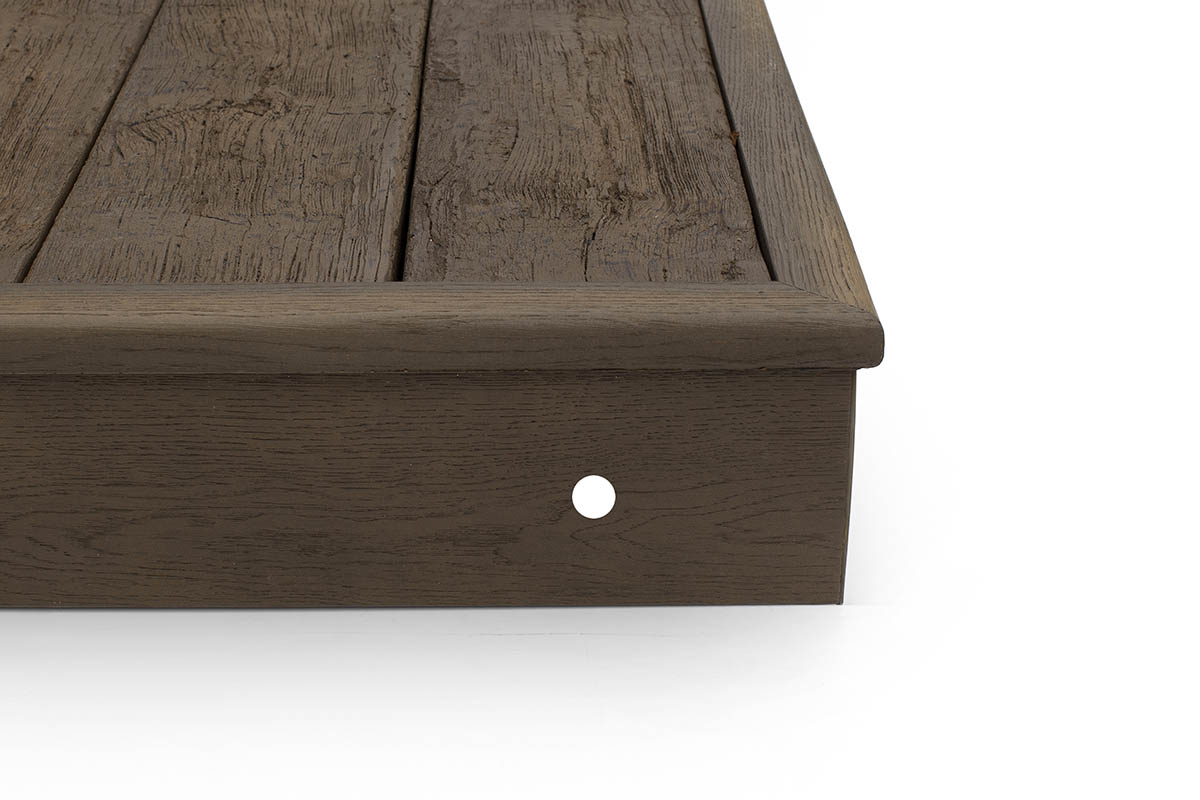 ContremarchesStootbordFascia - 146 x 3200 x 16 mm6,67 kg / planche - plank - board