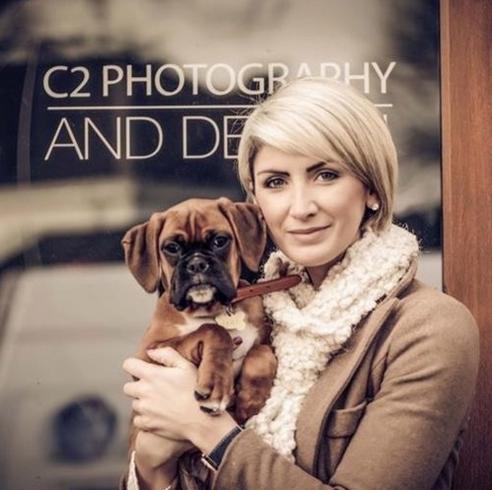 Audrey and Jake Kelly - STUDIO PHOTOGRAPHER & DOOR MAN :)