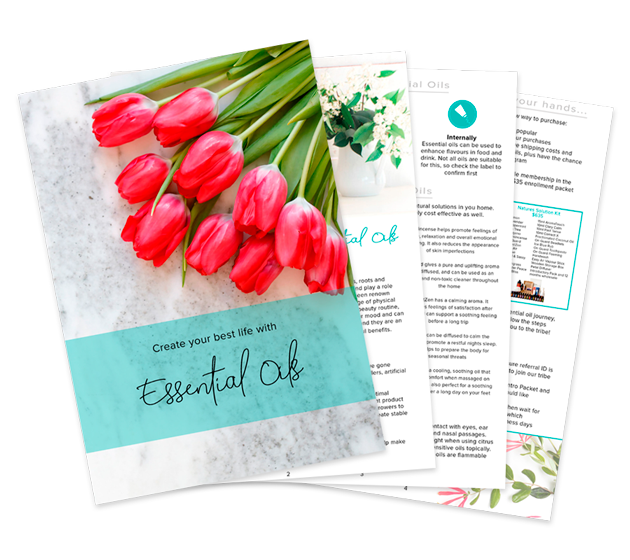 Want to learn more about essential oils? Get your free introduction to essential oils ebook here!