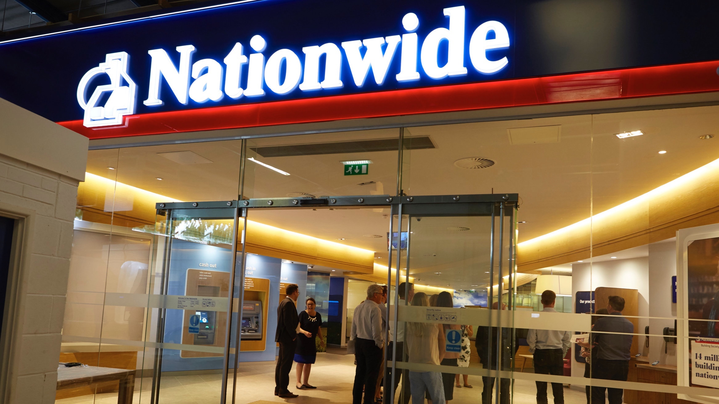 Nationwide - How to respond to new market entrants.
