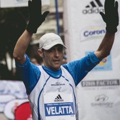 Stefano Velatta vincitore seriale nell'ultramaratona