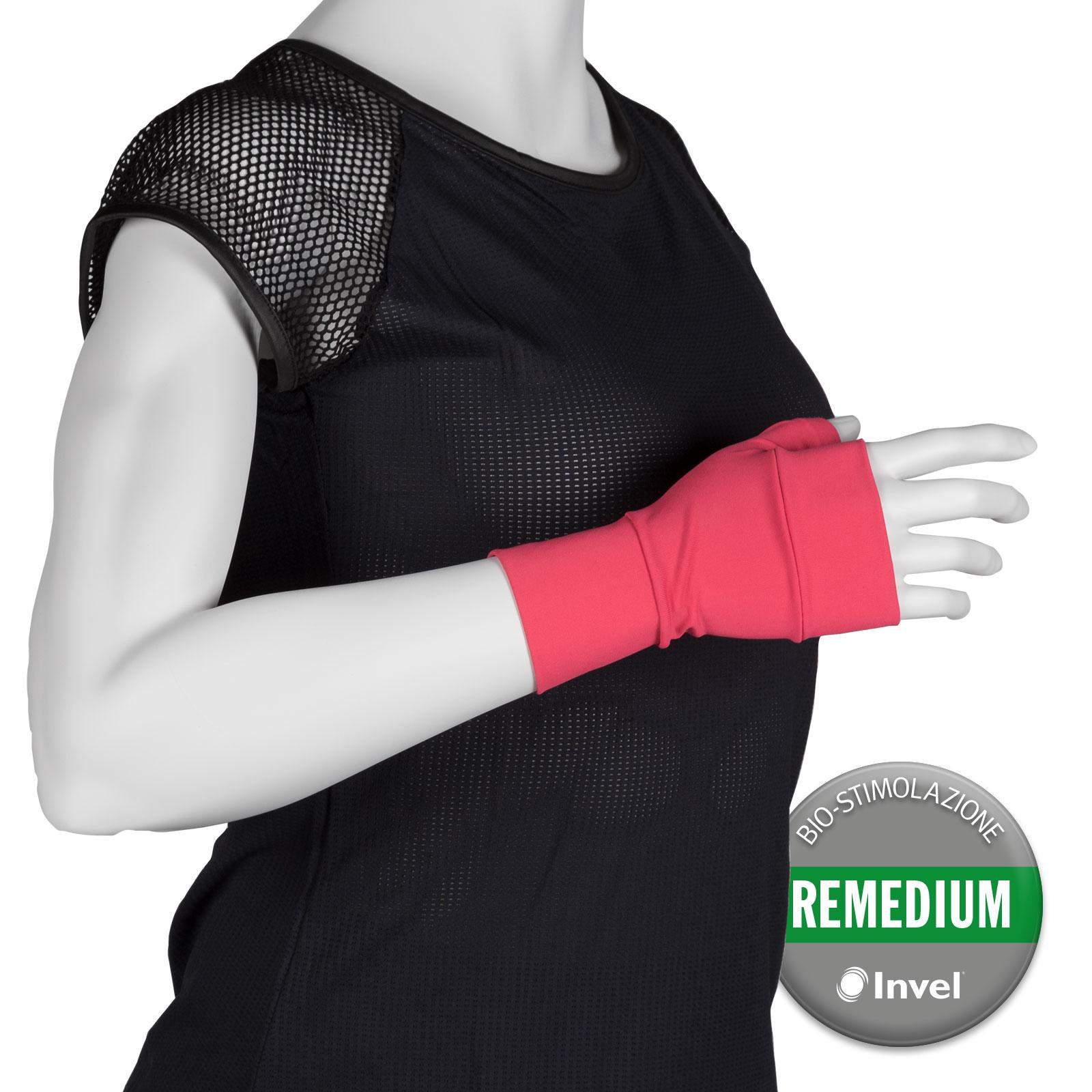 Invel guanti senza dita Remedium