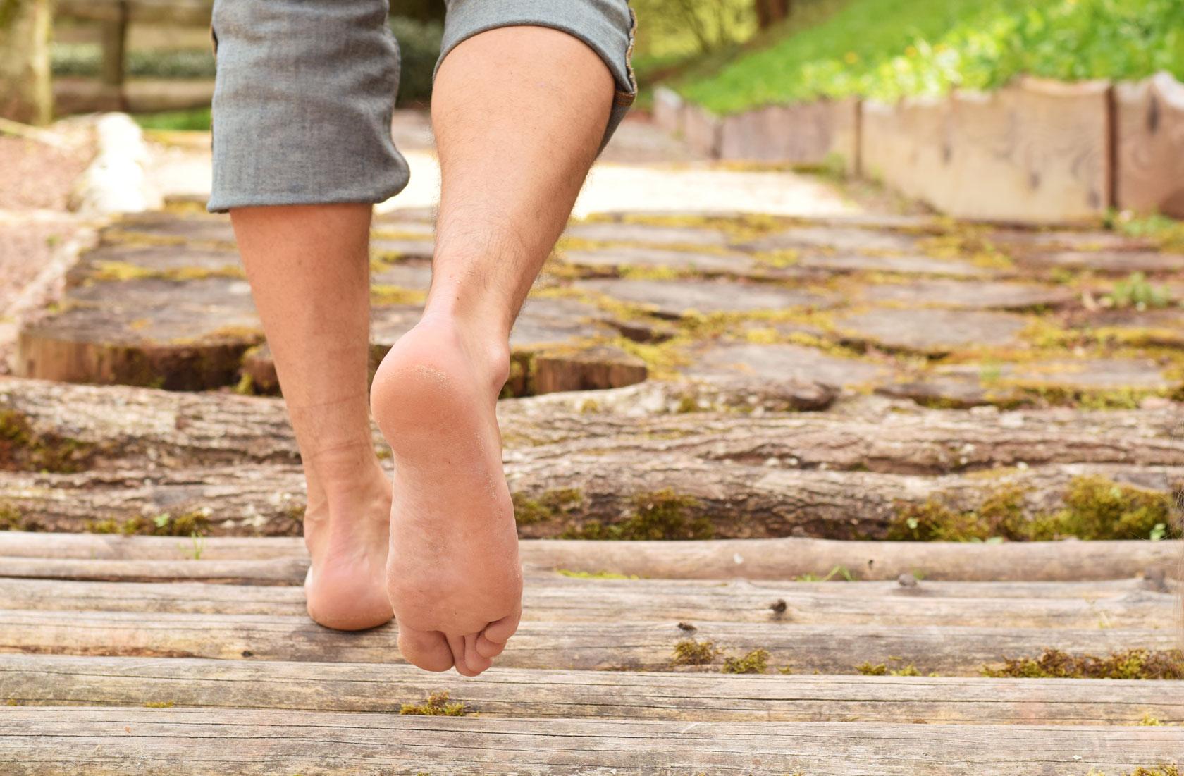 propriocezione movimento del piede