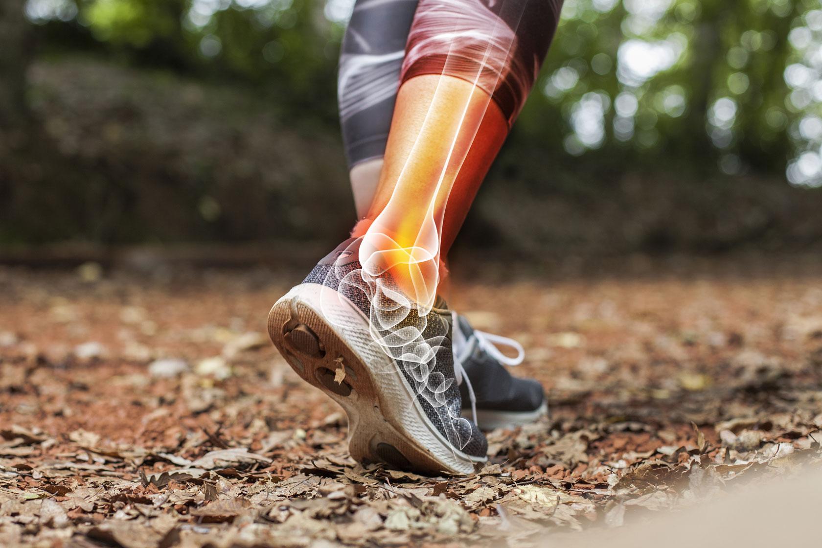 - Piedi e gambe in piena efficienza nella camminata sportiva. Il ruolo chiave dell'irrorazione sanguigna >