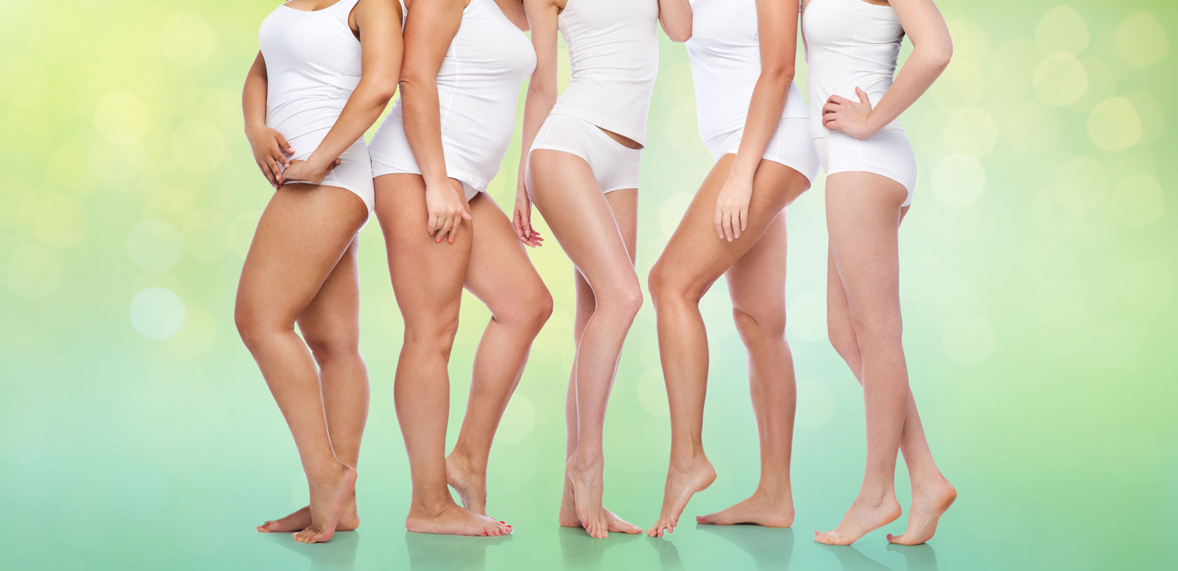 Gambe in salute e bellissime, strategia efficace anticellulite