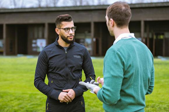 Ismael è osteopata, personal trainer e mental coach sportivo