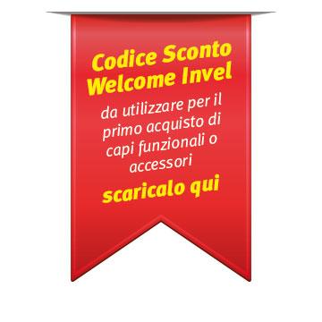 Codice Sconto Welcome per acquistare nell'eshop