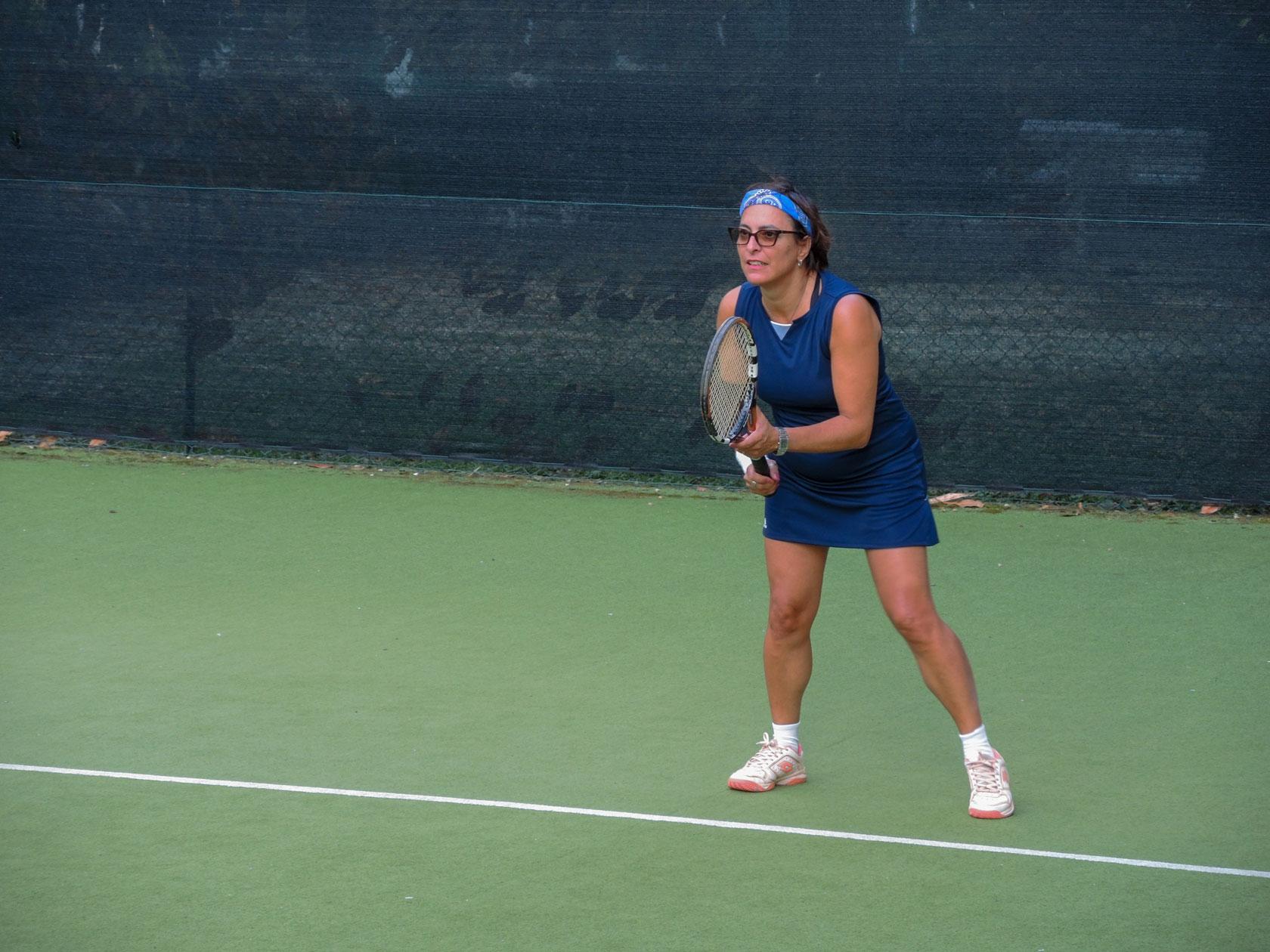 Cristina Saba: testimonianza tubolare NOacademy per infiammazioni ricorrenti tennista