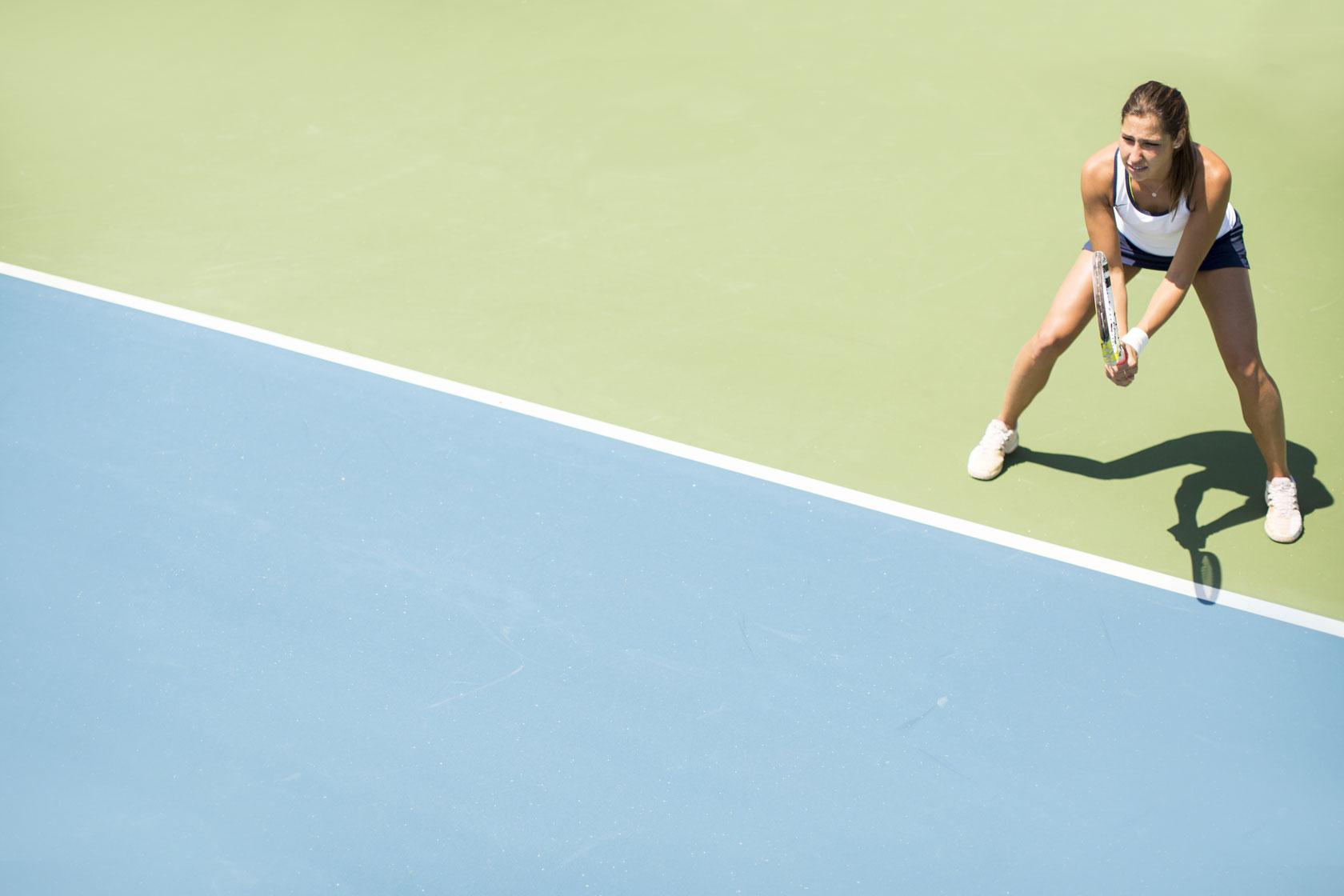 Migliorare nel tennis - I capi di abbigliamento bio-funzionale portano grandi benefici alla prestazione