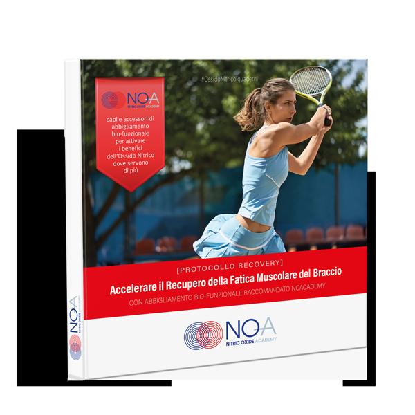 NOacademy: protocollo recupero fatica muscolare braccio