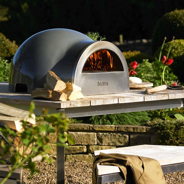 Outdoor Living - We offer a variety of options in maximising your outdoor living space, from wood burners to pizza ovens.