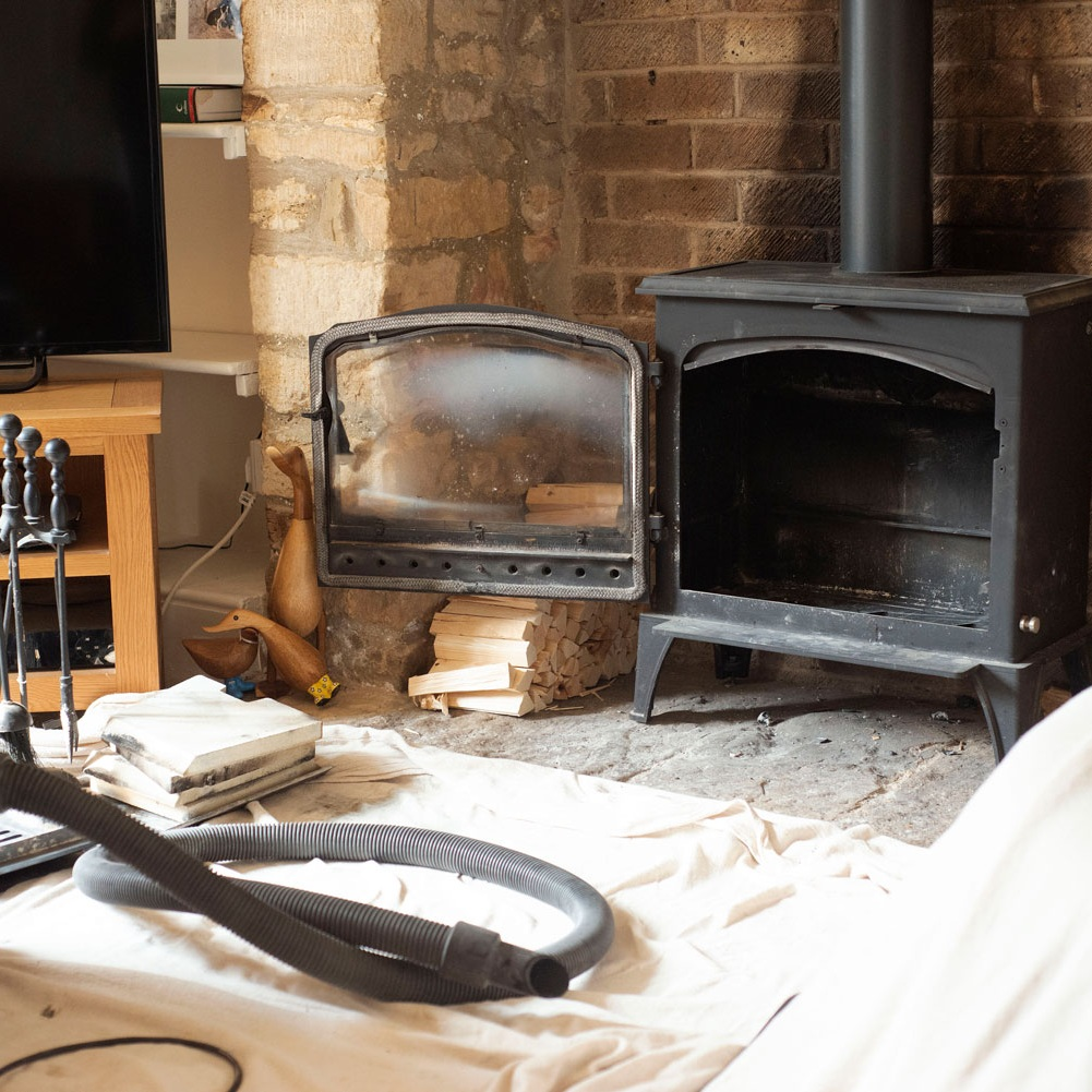 Stove Maintenance - Checkout our full Sweep & Service offerings starting from £60!
