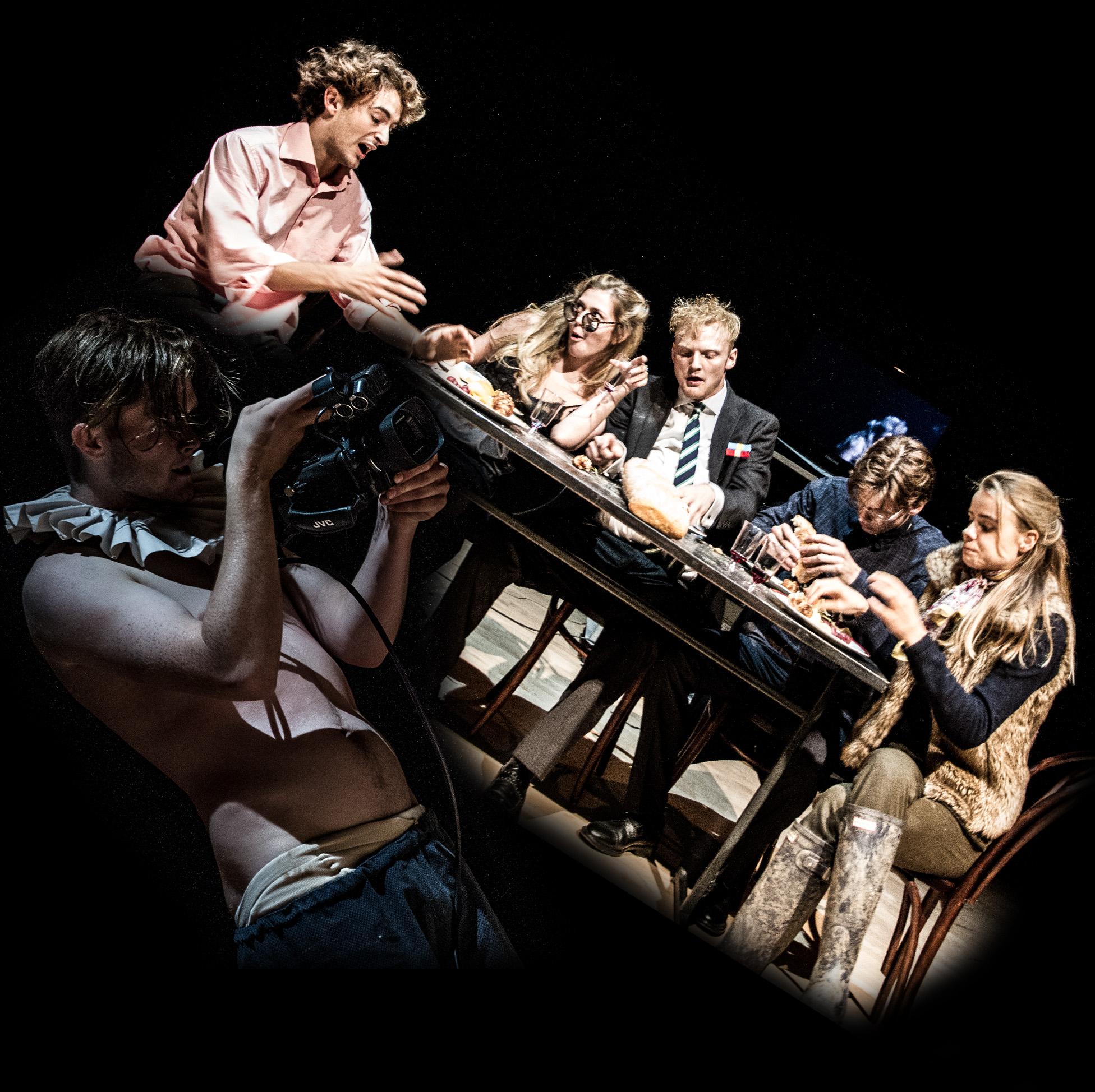 Hamlet (Drama Centre London)