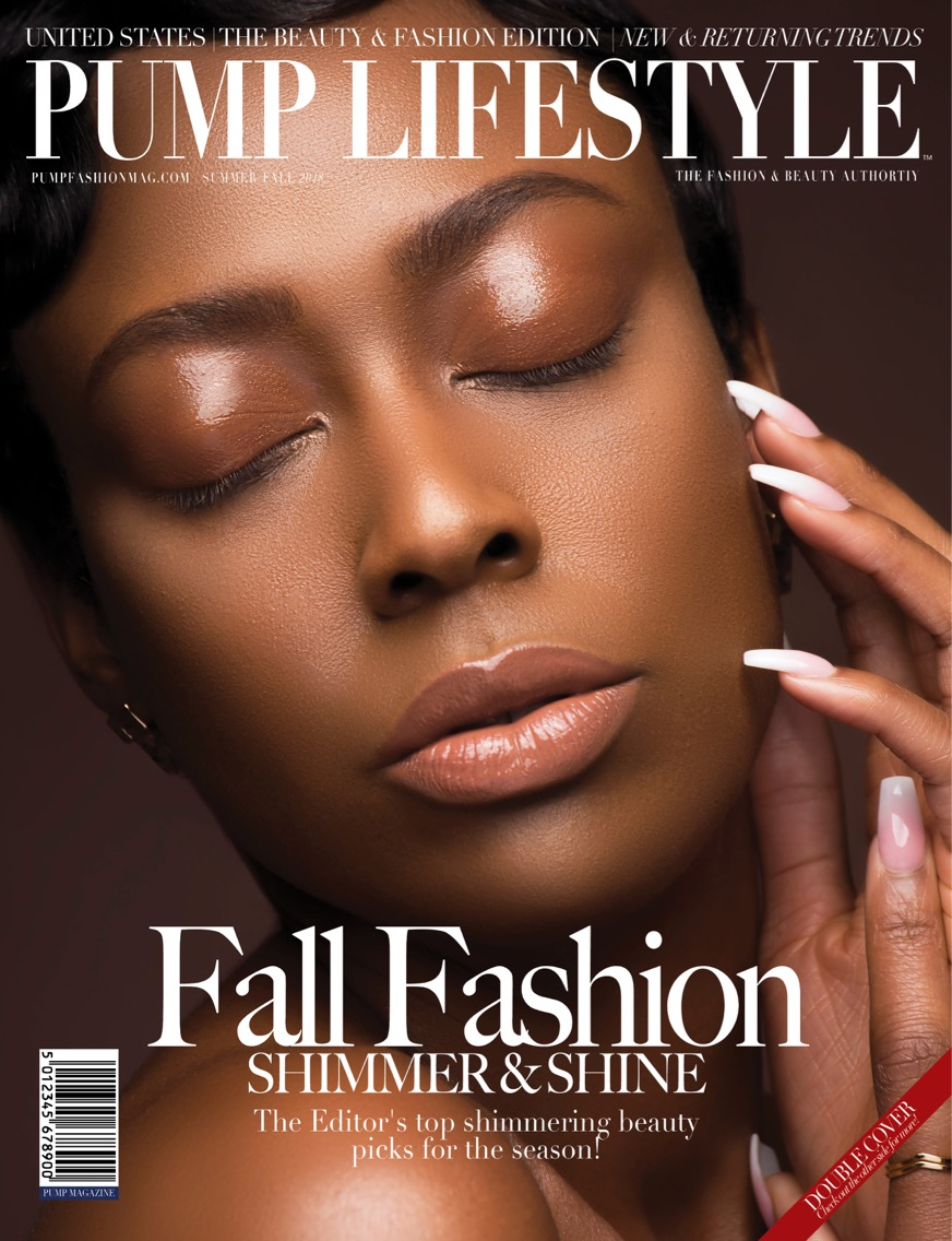 Pump Lifestyle Magazine 2018 Cover Spread
