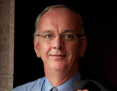Chairman, Mandarin SHipping, Hong Kong - Tim Huxley
