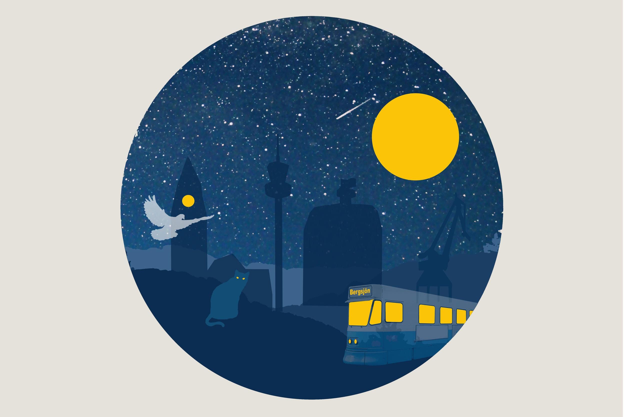 Månskenssonaten - Ett nattligt äventyr. Mer info här