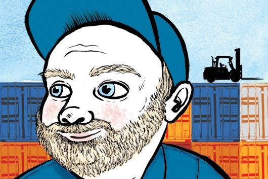 Kurt kokar skallen (2015) - En dag hör Kurt bankningar inifrån en av containrarna i hamnen. När han öppnar den gör han ett märkligt fynd, containern är full med människor! Mer info här